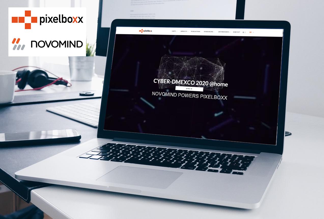 Pixelboxx und Novomind gehen eine strategische Partnerschaft ein.